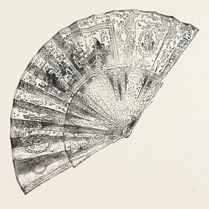 Louis XIV. Fan , 1882