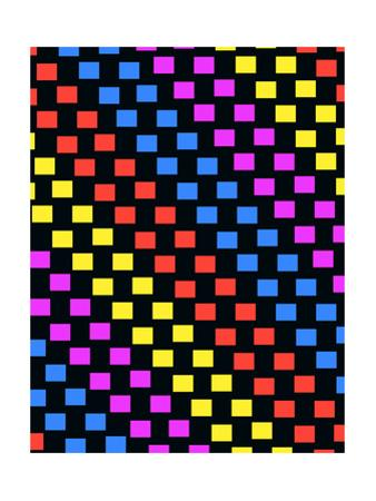 Colourful Squares by Louisa Knight