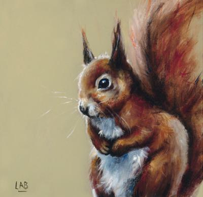 Bushy Tailed by Louise Brown