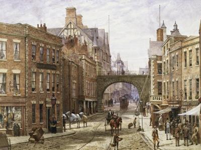 Forgate Street, Chester