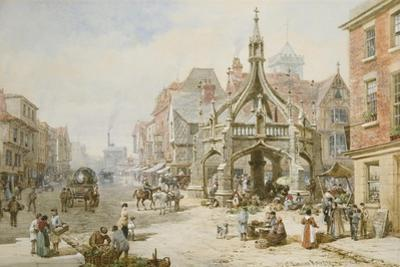 The Poultry Cross at Salisbury