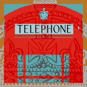 London Calling II by Louise Montillio