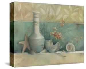 Tuscan Shells I by Louise Montillio