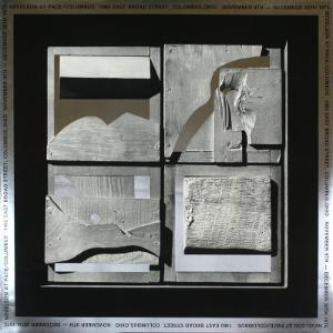 End of Day by Louise Nevelson