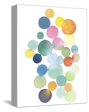 Series Colored Dots No. III by Louise van Terheijden
