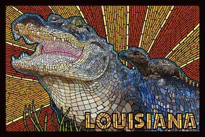 https://imgc.allpostersimages.com/img/posters/louisiana-alligator-mosaic_u-L-Q1GQGS60.jpg?p=0