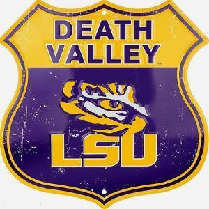 Louisiana State Death Valley