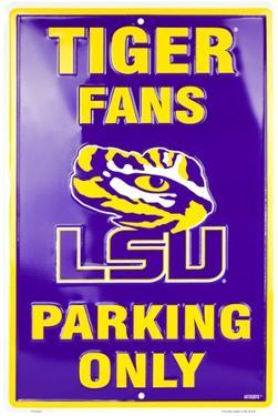 Louisiana State Tiger Fans