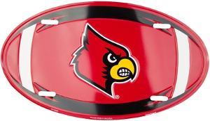 Louisville Cardinals Oval