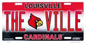 Louisville Cardinals THE*VILLE