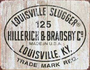 Louisville Slugger - 125 Logo