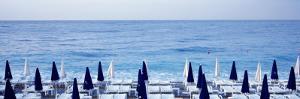 Lounge Chairs, Mediterranean Cote De Azur, Nice, France