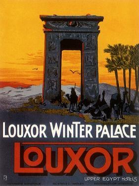 Louxor Winter Palace