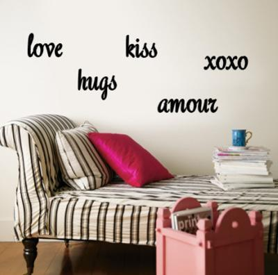 Love, Hugs, Kiss, Amour, xoxo