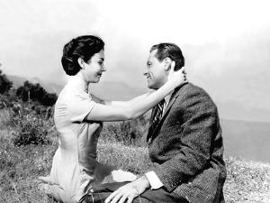 Love Is A Many-Splendored Thing, Jennifer Jones, William Holden, 1955