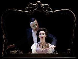 """Love Never Dies,"" The Sequel to the Phantom of the Opera, at the Adelphi Theatre in Central London"