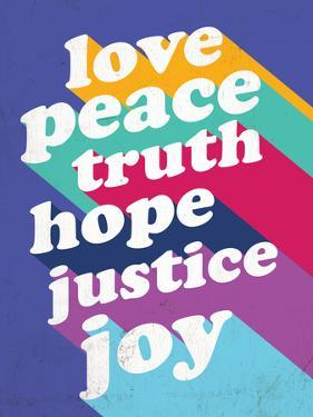 Love, Peace, Truth