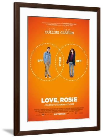 Love, Rosie--Framed Poster