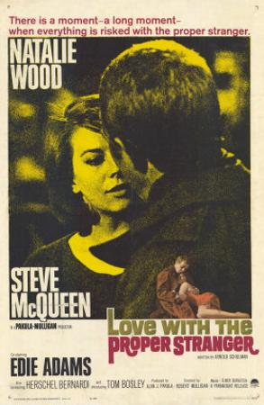 Love With the Proper Stranger, 1964