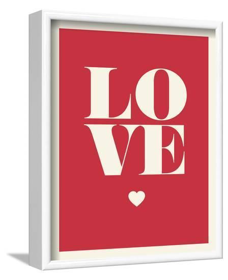 Love--Framed Photo