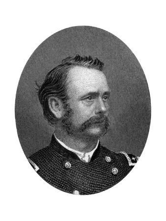 Lovell Harrison Rousseau, Union Major General, 1862-1867 by J Rogers
