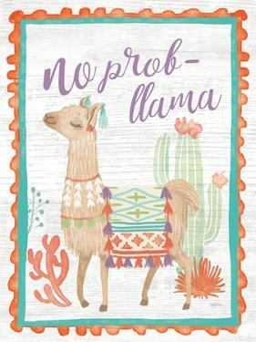 Lovely Llamas IV No Probllama