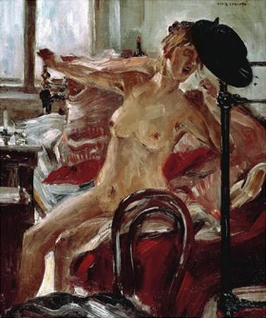 In Morning, 1900 by Lovis Corinth