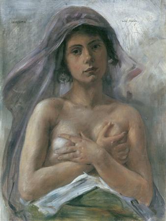Innocentia (Innocence), 1890 by Lovis Corinth