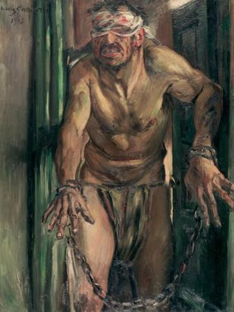The Blinded Samson, 1912 by Lovis Corinth