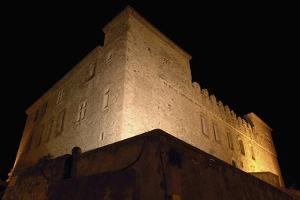 Low Angle View of a Museum, Grimaldi Castle, Antibes, France