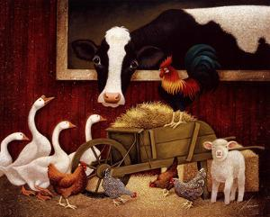 All My Friends by Lowell Herrero