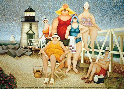 Beach Vacation by Lowell Herrero