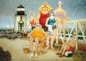 Beach Vacation by Lowell Herrero