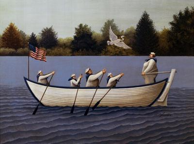 Ladies Of The Lake by Lowell Herrero