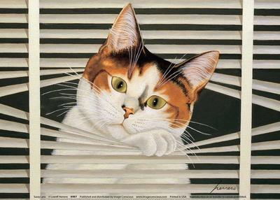 Fall Vineyard Lowell Herrero Art Print 7x5