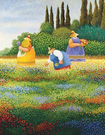Spring Gathering by Lowell Herrero