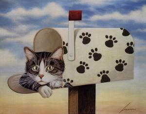 Toulouse Largent by Lowell Herrero