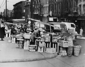 Lower Manhattan, c.1940's