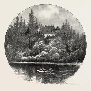 Lower Ottawa, Montebello, Home of Papineau, Canada, Nineteenth Century
