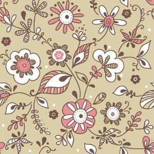 Floral Pattern by lozas