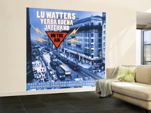 Lu Watters - On The Air