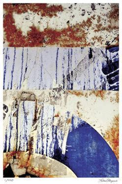 Blue Moon II by Luann Ostergaard