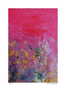 Spring Boom III by Luann Ostergaard