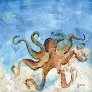 Ocean Octopus by LuAnn Roberto