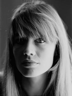 Françoise Hardy by Luc Fournol