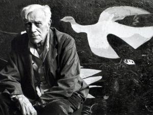 Georges Braque (1882-1963) by Luc Fournol