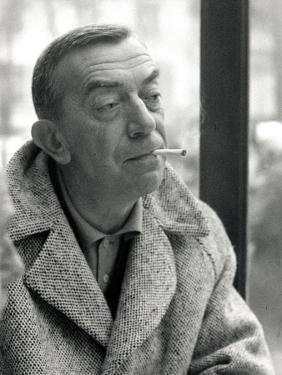 Marcel Aymé, November 5, 1965 by Luc Fournol