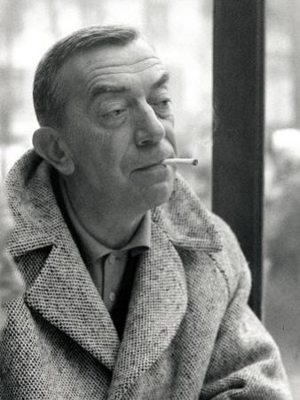 Marcel Aymé, November 5, 1965 by Luc Fournol