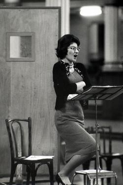 Maria Callas by Luc Fournol