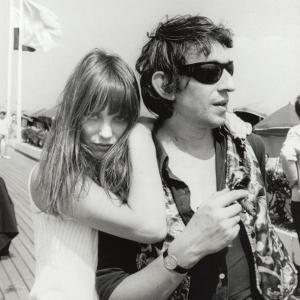 Serge Gainsbourg and Jane Birkin, July 23, 1970 by Luc Fournol